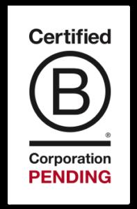 Pending B Corp Logo
