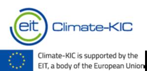 EIT Climate KIC logo