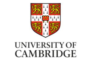 University of Cambridge logo x