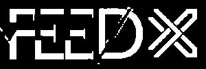 FX Logo transparency white