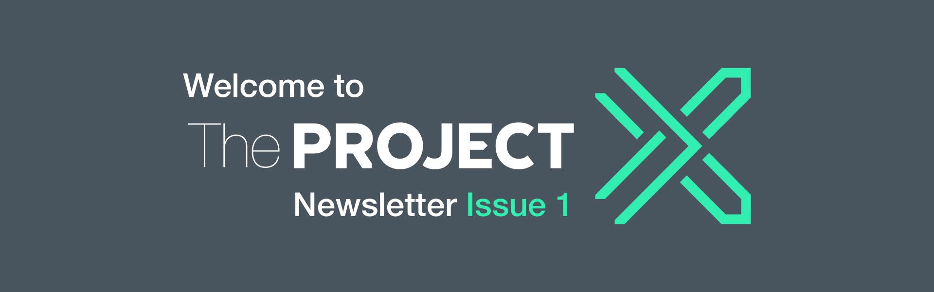 Project X Autumn 2020 News Letter